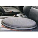 Padded Swivel Seat Cushion With Carry Strap