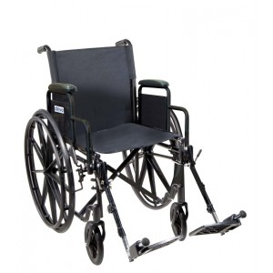 Silver Sport 1 Standard Wheelchair