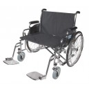 Baraitric Sentra EC Heavy Duty Wheelchair