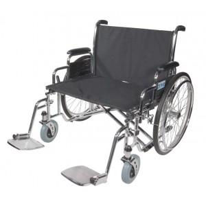 Baraitric Sentra EC Heavy Duty Wheelchair