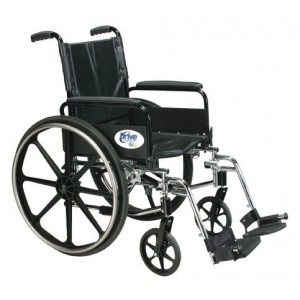 Cirrus IV high-Strength Lightweight Wheelchair